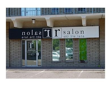 Phoenix hair salon R salon