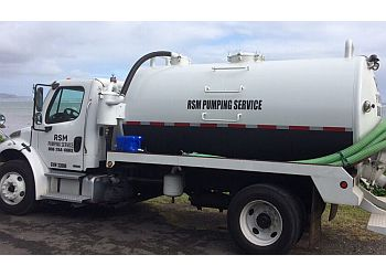 Honolulu septic tank service Rsm Pumping Service