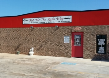 Lubbock massage therapy Rub Me the Right Way