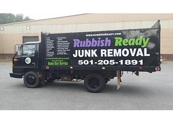 Little Rock junk removal Rubbish Ready Junk Removal