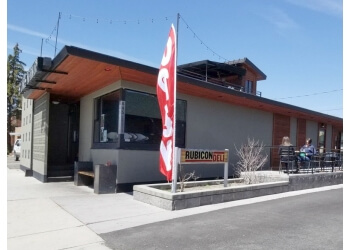 Reno sandwich shop Rubicon Deli