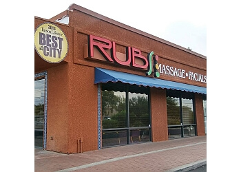 Tucson massage therapy Rubs Massage Studio