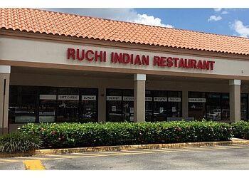 Pembroke Pines indian restaurant Ruchi Indian Restaurant