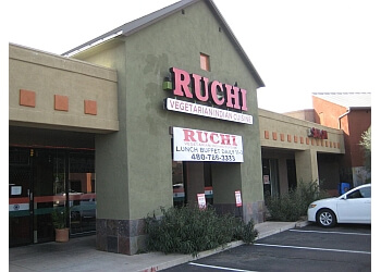 Chandler vegetarian restaurant Ruchi Vegetarian South Indian Cuisine