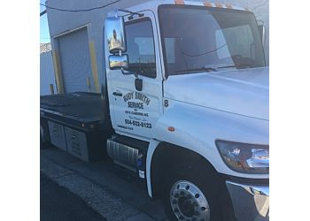 New Orleans towing company Rudy Smith Services, Inc.