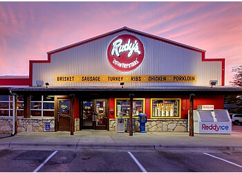 Lubbock barbecue restaurant Rudy's Country Store And Bar-B-Q