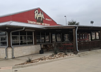 Arlington barbecue restaurant Rudy's Country Store and Bar-B-Q
