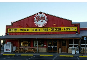 El Paso barbecue restaurant Rudy's Country Store and Bar-B-Q