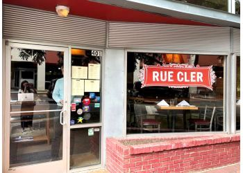 Durham french cuisine Rue Cler