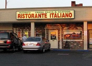 Anaheim italian restaurant Rufino's Italian Restaurant