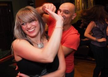 New Haven dance school Rumberos