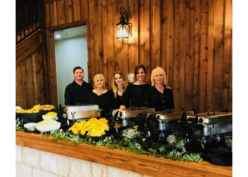 Oklahoma City caterer Running Wild Catering