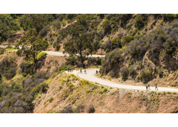 Los Angeles public park Runyon Canyon Park