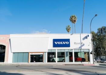 Pasadena car dealership Rusnak Volvo Cars