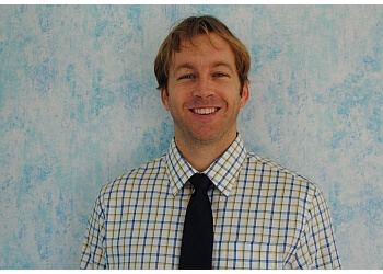 Wilmington physical therapist Russ Simmerman, DPT, OMT-C