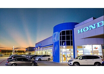 Houston car dealership Russell & Smith Honda