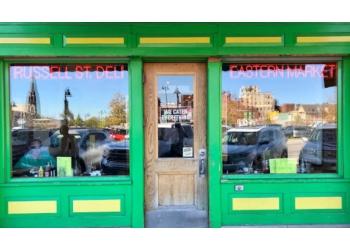 Detroit sandwich shop Russell Street Deli