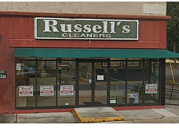 New Orleans dry cleaner Russell's Cleaning Services