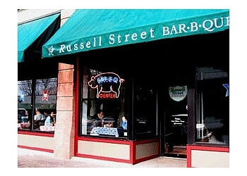 Portland barbecue restaurant Russell street bbq