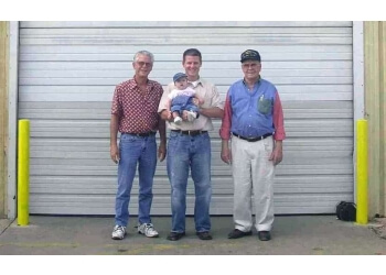 Arlington fencing contractor Rustic Fence Specialists, Inc.