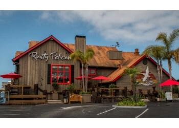 Costa Mesa seafood restaurant Rusty Pelican