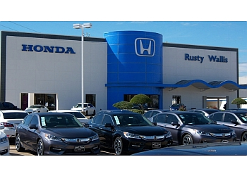 Dallas car dealership Rusty Wallis Honda