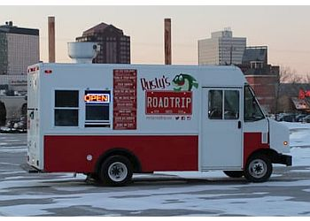 Toledo food truck Rusty's Road Trip
