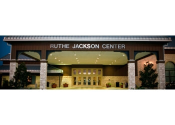 Grand Prairie wedding planner Ruthe Jackson Center