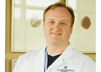 Baton Rouge gynecologist Ryan Dickerson, MD