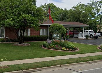 Madison funeral home Ryan Funeral Homes & Cremation Services
