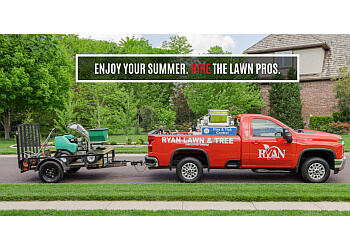 Kansas City lawn care service Ryan Lawn & Tree