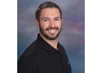 Vancouver physical therapist Ryan Nall, PT, DPT