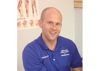 Tampa physical therapist Ryan Whelton, MSPT, DPT