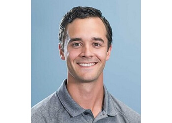 Evansville physical therapist Ryan Wood, PT, DPT, MHA,