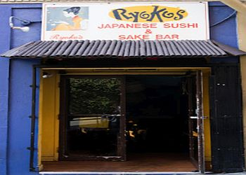 San Francisco sushi Ryoko Restaurant & Bar