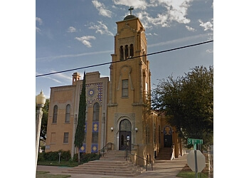 Abilene church SACRED HEART CATHOLIC CHURCH