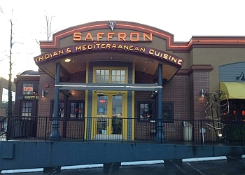 Seattle indian restaurant SAFFRON GRILL
