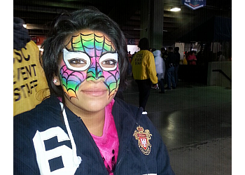 El Paso face painting S&A Face Painting and Body Art
