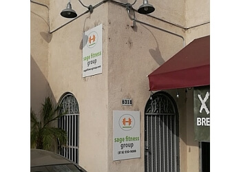 Glendale gym SAGE FITNESS WEST