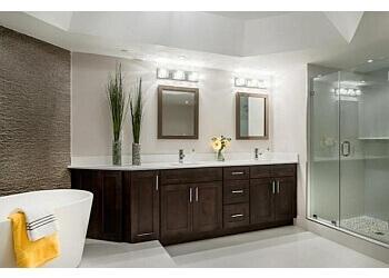 Tampa custom cabinet S A I Home Creations Inc