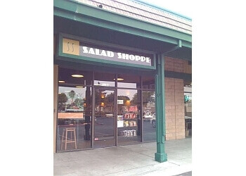 Salinas vegetarian restaurant SALAD SHOPPE LLC