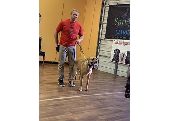 San Antonio dog training SAN ANTONIO DOG TRAINING CO.