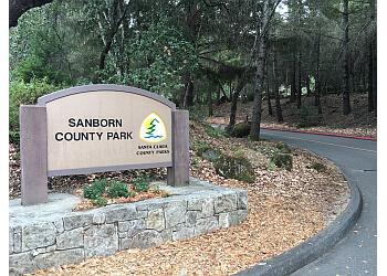 Santa Clara hiking trail SANBORN COUNTY PARK