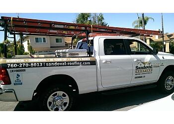 Escondido roofing contractor SANDOVAL ROOFING
