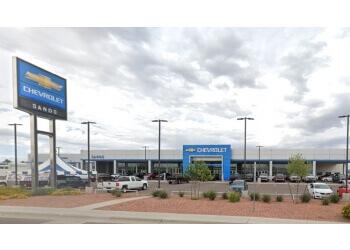 Glendale car dealership SANDS CHEVROLET