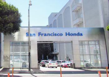 San Francisco car dealership SAN FRANCISCO HONDA