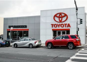 San Francisco car dealership SAN FRANCISCO TOYOTA