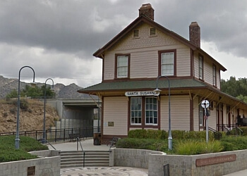 Simi Valley places to see SANTA SUSANA DEPOT MUSEUM AND MODEL RAILROAD