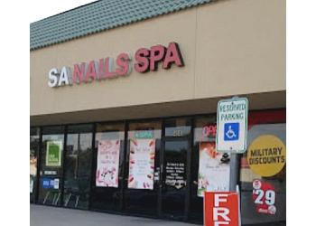 San Antonio nail salon SA Nails Spa
