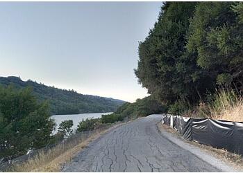 San Mateo hiking trail SAWYER CAMP TRAIL